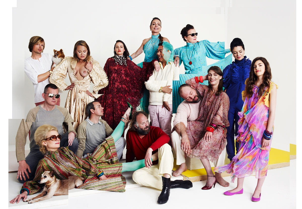 Mimi Berlin Fashion fest 2